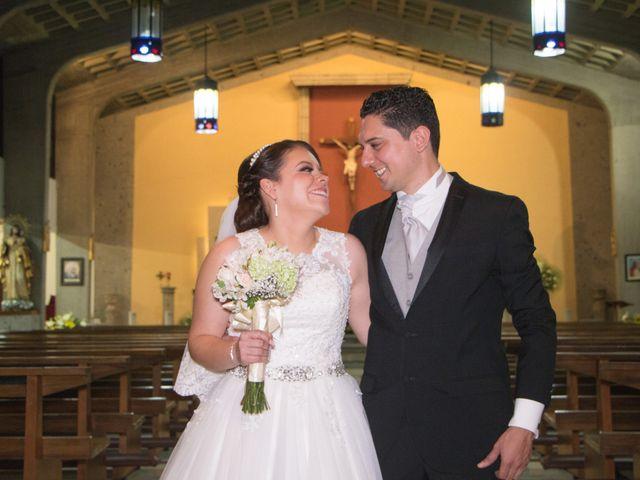 La boda de Yesica y Marco