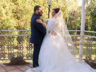 La boda de Mariano y Dalila 2