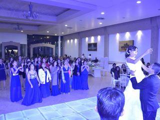 La boda de Cindy y Raúl 2