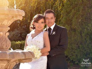 La boda de Cindy y Raúl
