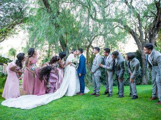 La boda de Andrea y Omar 1