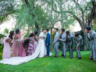 La boda de Andrea y Omar 2