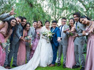 La boda de Andrea y Omar 3