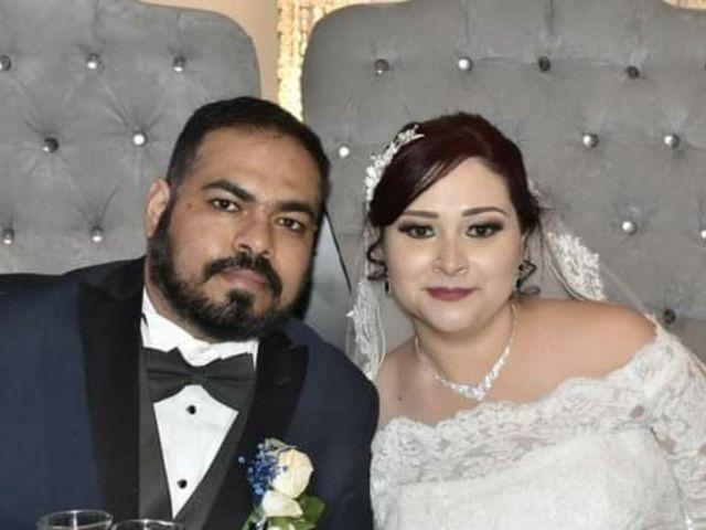 La boda de Mariano y Dalila