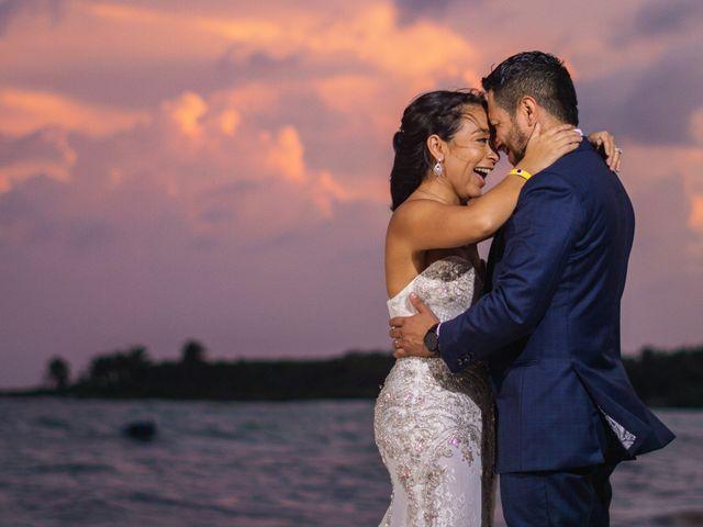 La boda de Mariela y Leo