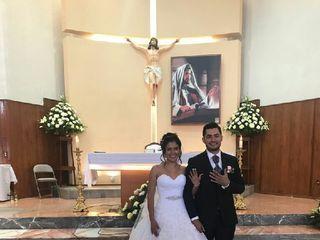 La boda de Lore y Ulises 1