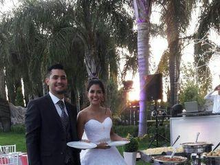 La boda de Lore y Ulises 2
