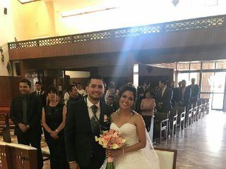 La boda de Lore y Ulises 3