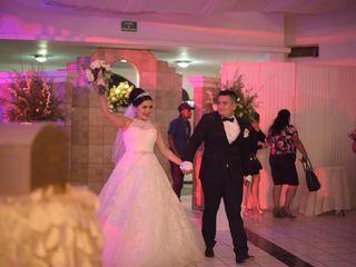 La boda de Carmen María y Carlos Iván