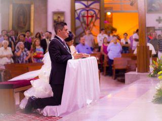 La boda de Ara y Raúl 1