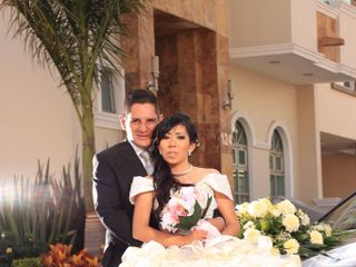 La boda de Ara y Raúl