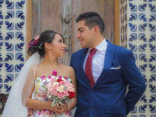 La boda de Angeles y Ernesto