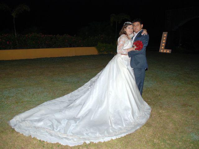 La boda de Viridiana y Mario
