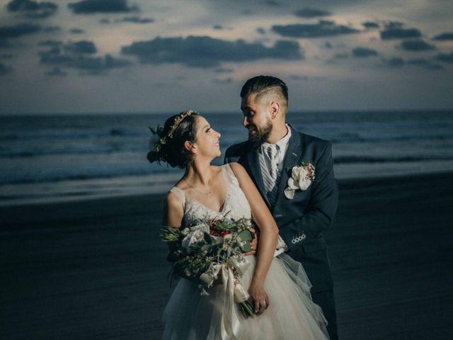 La boda de Cinthia y Ernesto