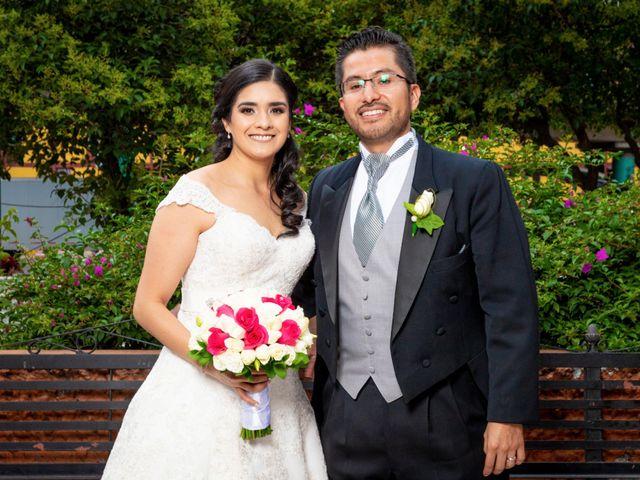 La boda de Claudia y Fernando