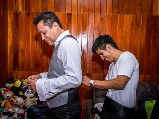 La boda de Adri y Abel 1