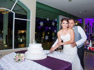La boda de Adri y Abel