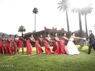 La boda de Claudia y Nilton 1