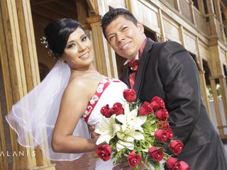 La boda de Claudia y Nilton
