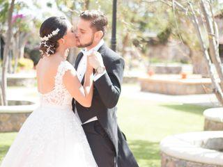 La boda de Nallely y Ariel
