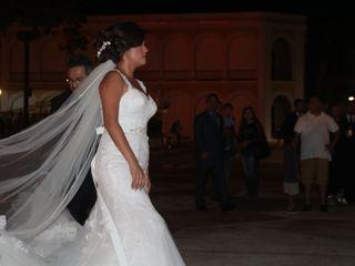 La boda de Patricia  y Andrés Martín 2