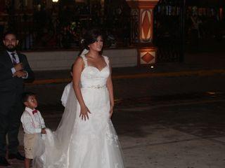 La boda de Patricia  y Andrés Martín 3