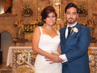 La boda de Patricia  y Andrés Martín