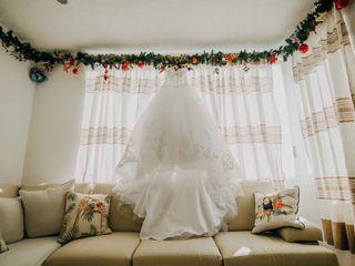 La boda de Janeth y Favio 1