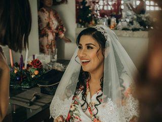 La boda de Janeth y Favio 2