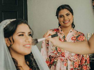 La boda de Janeth y Favio 3