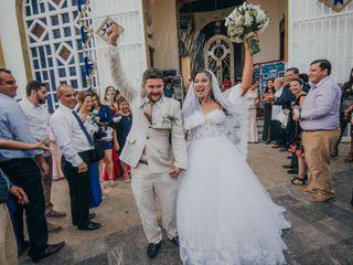 La boda de Janeth y Favio