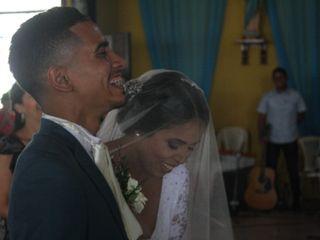 La boda de Ali y Isabel