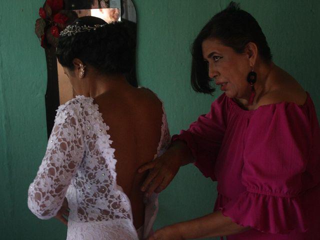 La boda de Isabel  y Ali en Valle de Guadalupe, Jalisco 2