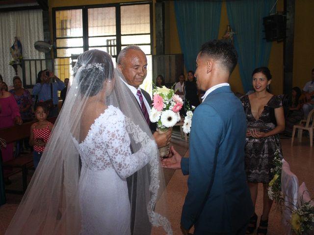 La boda de Isabel  y Ali en Valle de Guadalupe, Jalisco 1
