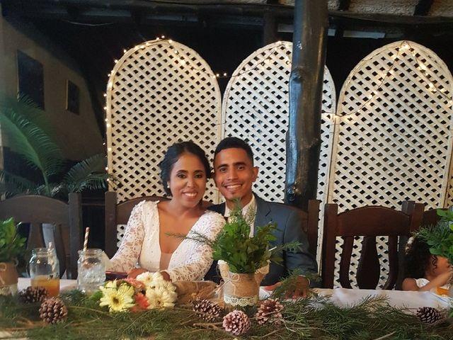 La boda de Isabel  y Ali en Valle de Guadalupe, Jalisco 6