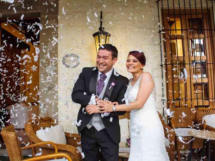 La boda de Reyna y Oliver