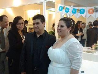 La boda de Susy y Ale