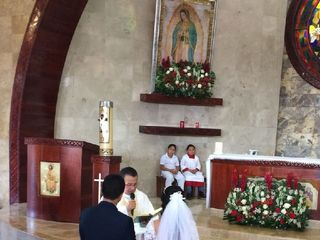 La boda de Alfredo  y Guadalupe   1