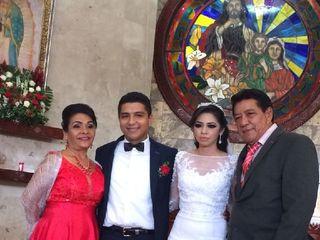 La boda de Alfredo  y Guadalupe   2