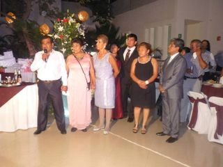 La boda de Denisse y Fabián 1