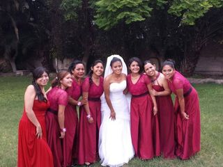 La boda de Denisse y Fabián 2