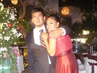 La boda de Denisse y Fabián 3