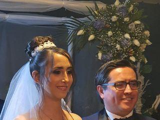 La boda de Daniella Elisa y Juan Enrique 2