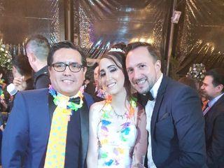 La boda de Daniella Elisa y Juan Enrique 3