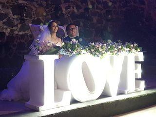 La boda de Daniella Elisa y Juan Enrique