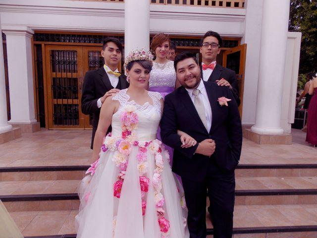 La boda de Mary y Alonso
