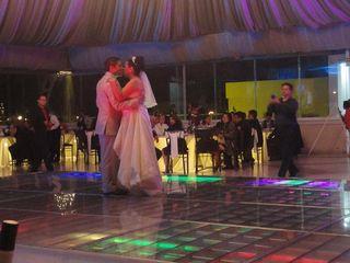 La boda de Ingrid y David 1