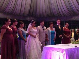 La boda de Ingrid y David 2