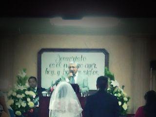 La boda de Diana y Omar 2