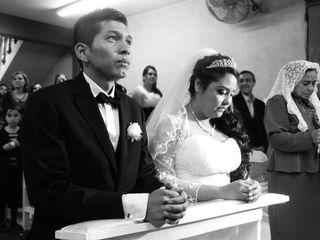 La boda de Diana y Omar 3